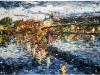 09_Moselbrücke | 2011 | 55x75 cm