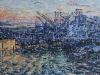 07_Hafen Rotterdam | 2006 | 80x160 cm