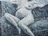 24_Die Schwangere | 2008 | 140x100 cm