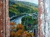 06_Blick auf den Neckar | 2007 | 70x50 cm