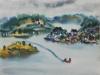 042_Fjordlandschaft, Norwegen | 2000