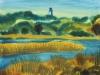 097_Leuchtturm auf Hiddensee | 2008