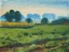 079_Landschaft bei Worpswede | 2000 | 32x24 cm