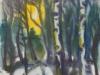 054_Zwei Birken im Schnee | ca. 1995